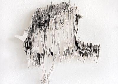 cut-out ca.26x26cm paper 2016