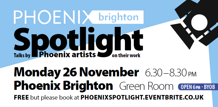 Spotlight. Talks by Phoenix artists